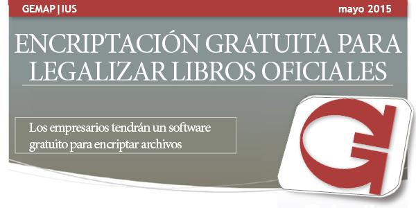 Newsletter encriptación libros oficiales